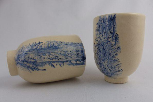 Ceramic mug - Poterie oterrefeu palaiseau