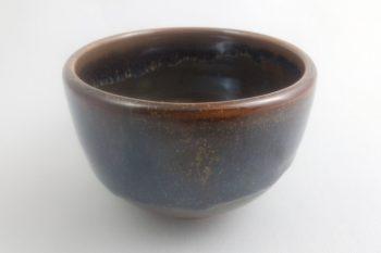 bol a thé marron adam oterrefeu poterie palaiseau