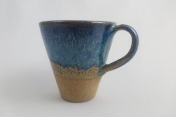 tasse bleue laura oterrefeu poterie palaiseau