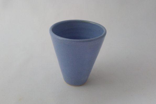 Tasse Laure bleu lavande en céramique