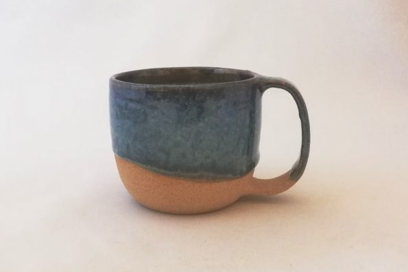 Mug Gisèle terre et mer en céramique