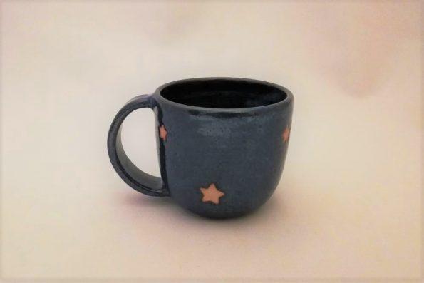 Mug «Nuit étoilée» en céramique